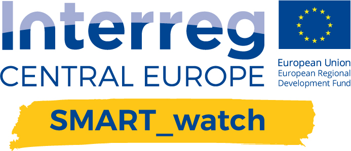 Progetto Central Europe SMART_watch